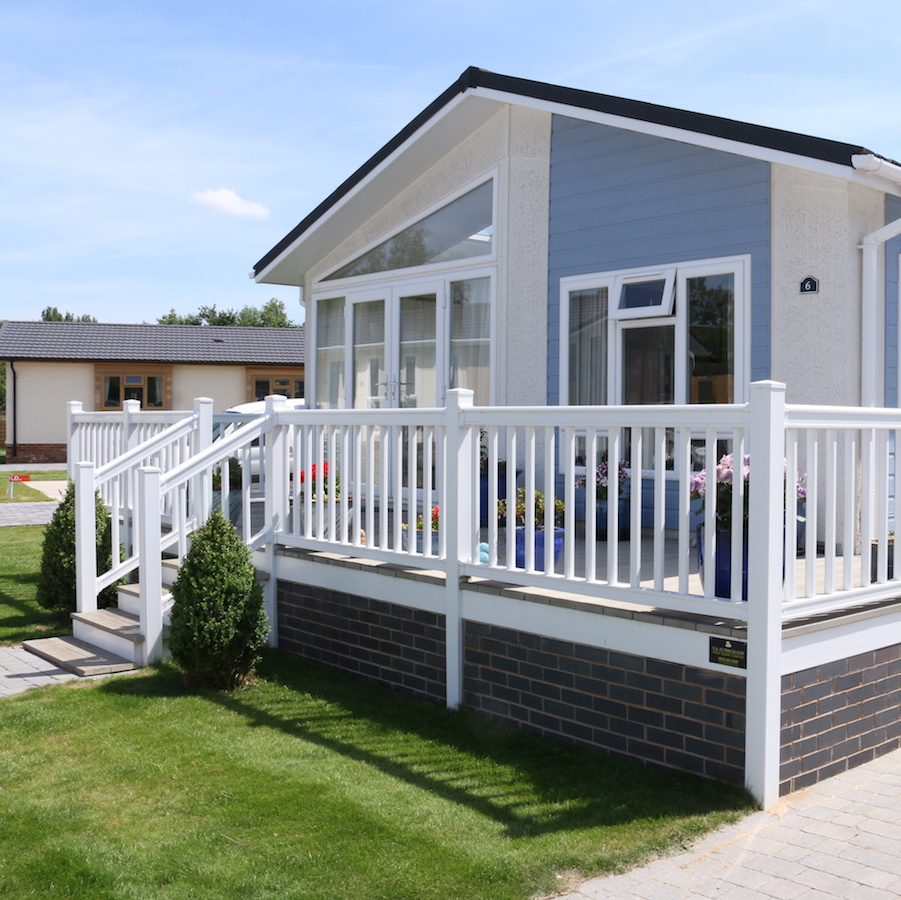 Willow Park Luxury Lodges Midlands park homes for sale