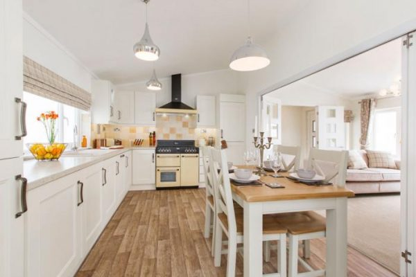 Willow Park Luxury Lodges Retirement holiday homes