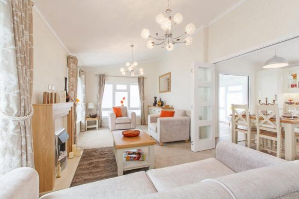 Willow Park Luxury Lodges Cotswolds park homes for sale