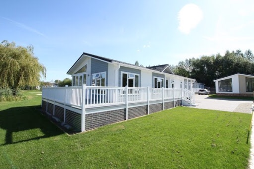 Award winning Anniversary complete with deck area 58ft x 22ft £249,500 available fully furnished to move into spring 2021 Also taking orders now on last big plots remaining to accommodate this lodge don't miss out !
