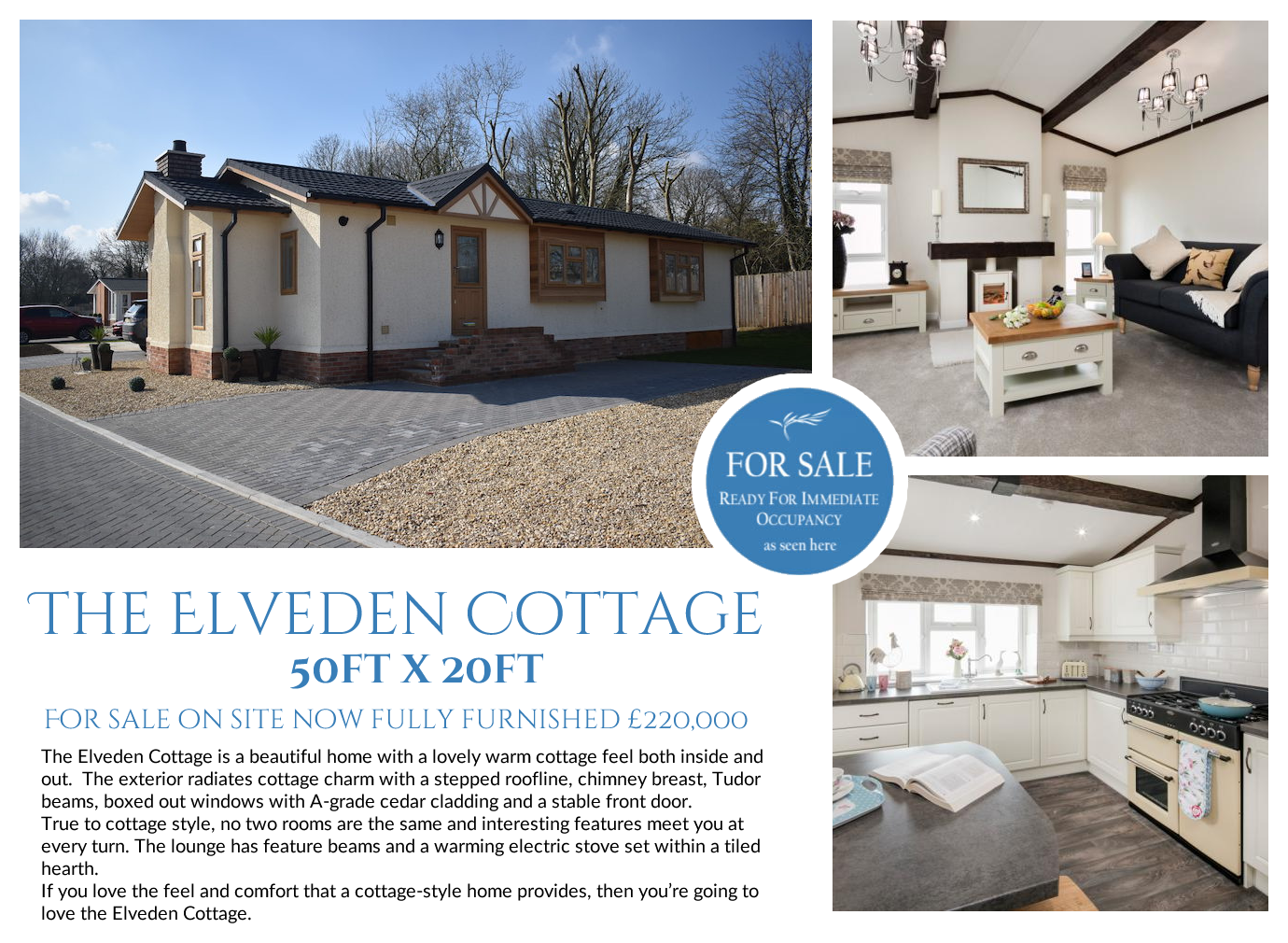 ELVEDEN COTTAGE